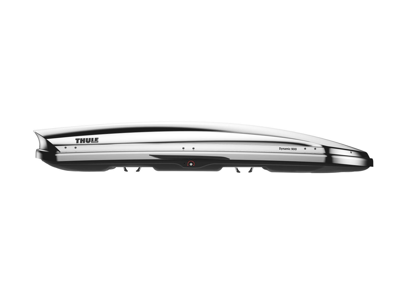 Thule Dynamic 900 Chrome aerodynamiczny box dachowy